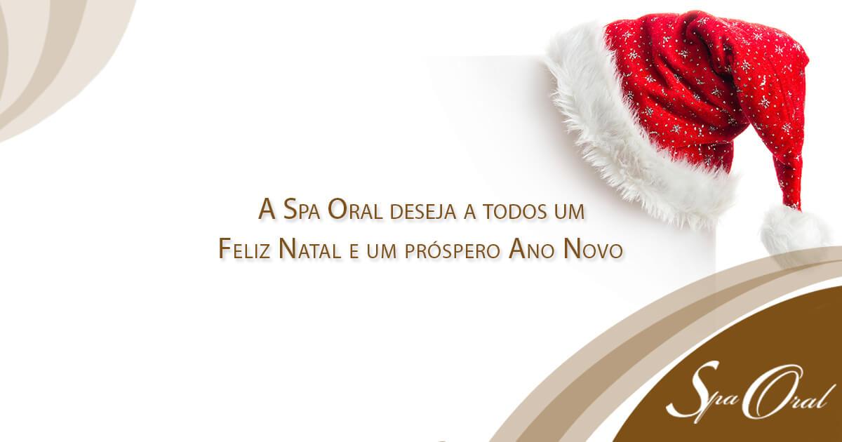 Feliz Natal   Spa Oral